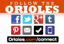 Connect with the Orioles