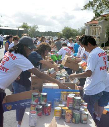 Mayors' Feed the Hungry Program