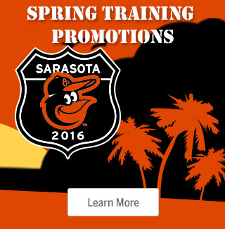 Spring Training Promotions