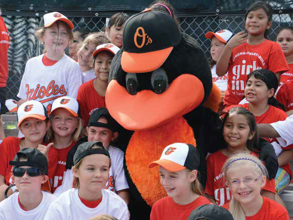 Orioles In Sarasota Clinics