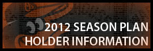 Season Plan Holder Information