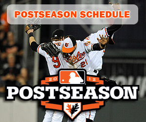Postseason Schedule