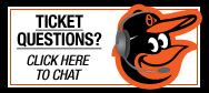Chat with an Orioles representative