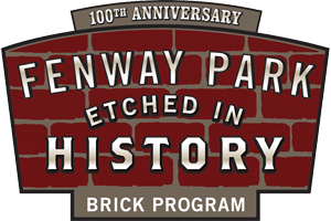 Fenway Park 100th Anniversary Etched in History Program