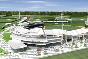 JetBlue Park rendering