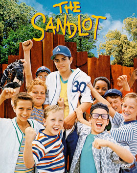 The Sandlot movie poster