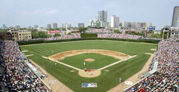 wrigley field information rooftop partners chicago cubs