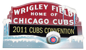 If You're Ready to Start Thinking About 2011, Cubs Convention Tickets On Sale Nov. 3