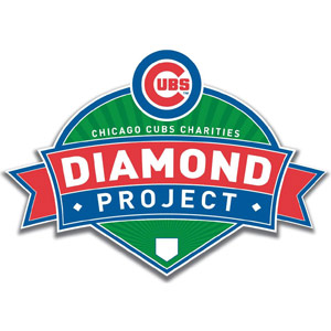 Chicago Cubs Charities Diamond Project