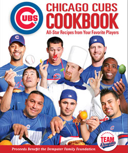 Chicago Cubs Cookbook