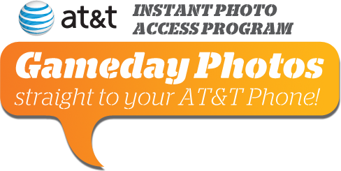AT&T Instant Access Program: Gameday Photos straight to your AT&T phone!