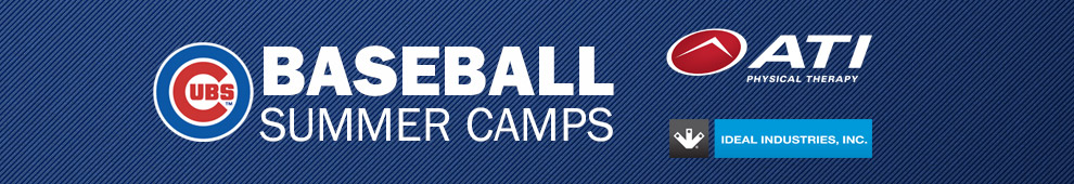 Chicago Cubs Baseball Summer Camps