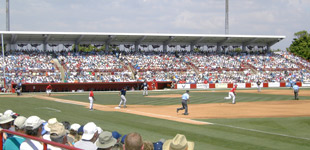 Photo of Ed Smith Stadium: Spring Training facility