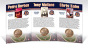 2010 Induction Class Coin Set