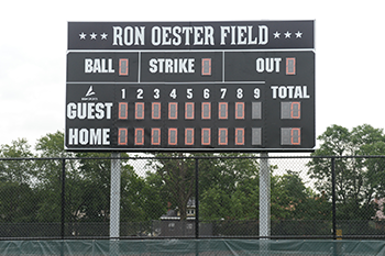 Ron Oester Field