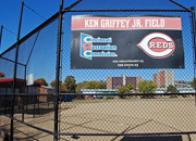 Ken Griffey Jr. Field at Weaver Park