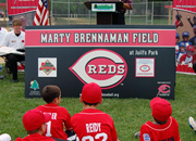 Marty Brennaman Field at Juilfs Park