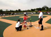 Miracle League Field at Dunham Recreation Area