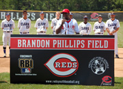 Brandon Phillips Field at Clark Montessori School