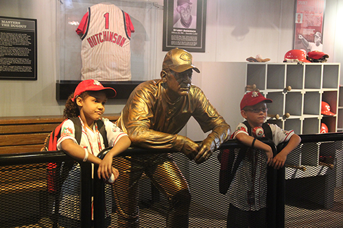 Free Admission to the Cincinnati Reds Hall of Fame & Museum