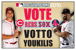 Vote Red: Votto and Youkilis