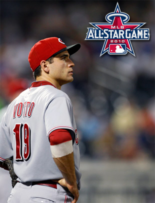 Votto an All-Star (AP Photo)