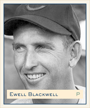 Player image for Ewell Blackwell