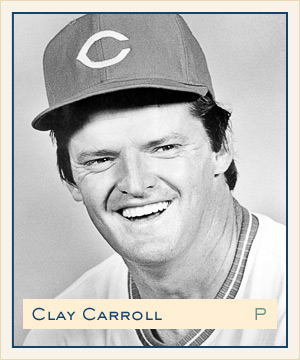 Player image for Clay Palmer Carroll