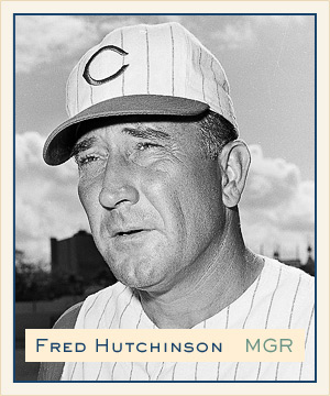 Player image for Frederick Charles Hutchinson