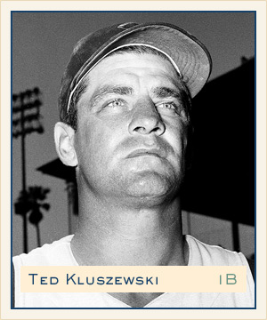 Player image for Theodore Bernard Kluszewski
