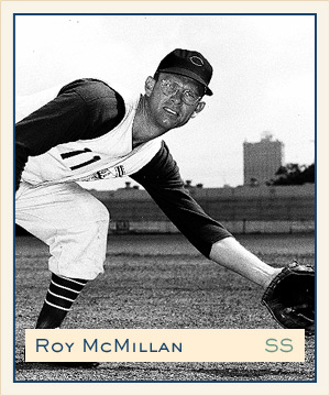 Player image for Roy McMillan