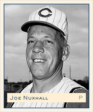 Player image for Joseph Henry Nuxhall