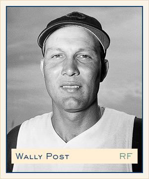 Player image for Wally Post