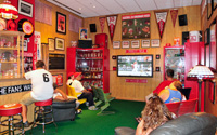 Ultimate Reds Room