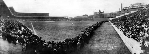 Opening Day April 11, 1912