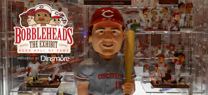 Bobbleheads: The Exhibit Presented by Dinsmore & Shohl LLP