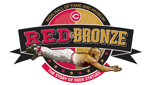 Red to Bronze: the Story of Reds Statues, presented by Dinsmore & Shohl LLP