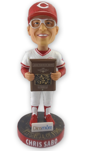 Chris Sabo Bobblehead