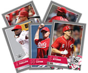 Kids Team Baseball Card Set