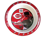 Kids Jay Bruce Cereal Bowl and Spoon Set