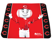 Reds Fleece Blanket