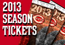 Reds Season Tickets