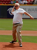 Throwing out the First Pitch