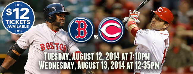 Red Sox vs Reds