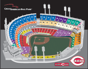 Seating & Pricing chart