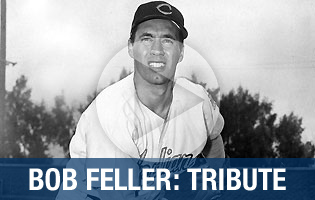Tribute: Bob Feller