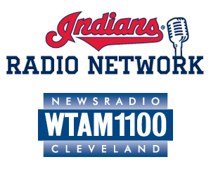 Cleveland Indians Radio Network and WTAM 1100AM