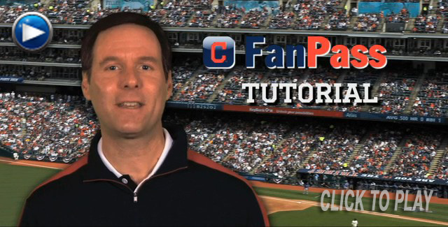Click here to view a Fan Pass tutorial
