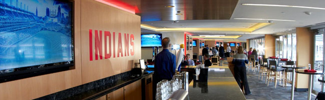 Private Events at Progressive Field
