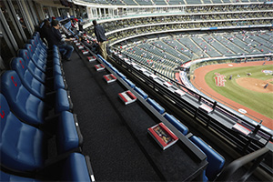 Premium Club Seating